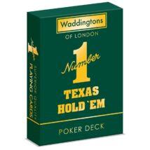 Texas Hold 'em franciakártya