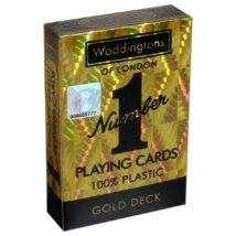 Waddington #1 Arany franciakártya