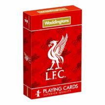 Liverpool focicsapat francia kártya