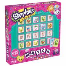 Shopkins MATCH társasjáték