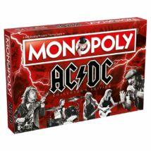 AC/DC Monopoly (angol nyelvű)