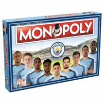 Manchester City Monopoly társasjáték