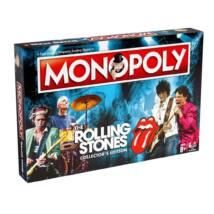 Rolling Stones Monopoly (angol nyelvű)