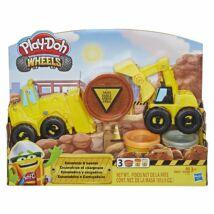 Play-Doh Markoló és Rakodó Szett