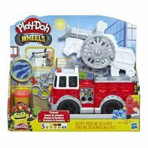 Play-Doh Tűzoltóautó Szett