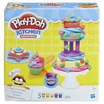 Play-Doh Cukrász Szett