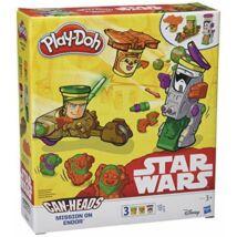 Play-Doh Star Wars Endor küldetés készlet