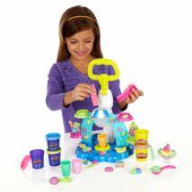 Play-Doh Gombócos És Csavart Fagyi készlet