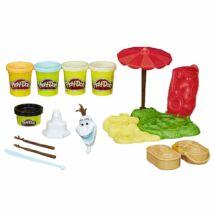 Play-Doh Jégvarázs Olaf Nyaral