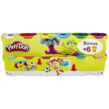 Play-Doh 6+6 Promo Csomag