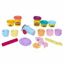 Play-Doh Pinkie Pie süteményes partija gyurma szett