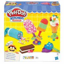 Play Doh Fagyos Finomságok