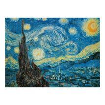 Puzzle Van Gogh: Csillagos ég