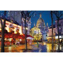 Montmartre, Párizs (1500 db)
