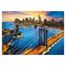 New York (3000 db)