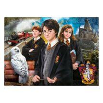 Bőrönd puzzle: Harry Potter (1000 db)