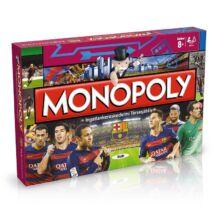 FC Barcelona Monopoly társasjáték