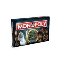 Gyűrűk Ura Monopoly társasjáték