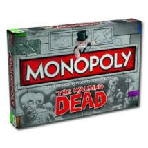 Monopoly: The Walking Dead (angol)