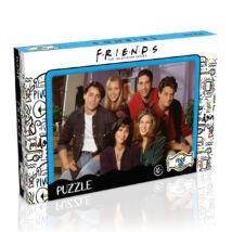 Jóbarátok puzzle: Apartment
