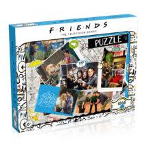 Jóbarátok puzzle: Scrapbook