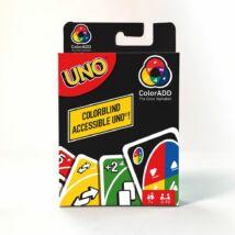 Színek mindenkinek Uno kártya