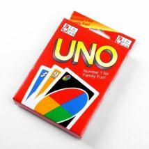 Uno kártyák