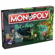 Monopoly: Rick and Morty (angol)