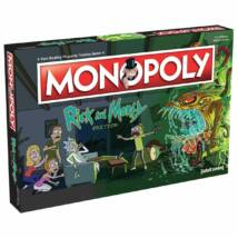 Monopoly: Rick and Morty (angol)