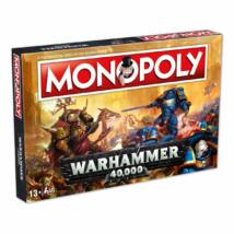 Monopoly: Warhammer 40K (angol)