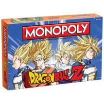 Monopoly Dragon Ball Z (angol nyelvű kiadás!)