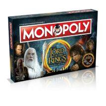 Gyűrűk Ura Monopoly