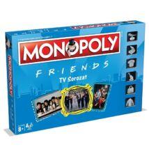 Jóbarátok Monopoly társasjáték