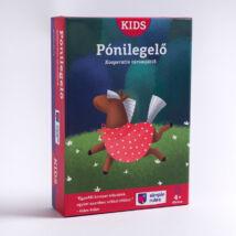 Pónilegelő társasjáték (4-7 éves)