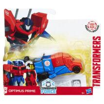 Transformers Robots in Disguise Egy lépésben átalakuló Robot (Optimus Prime)