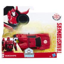 Transformers Robots in Disguise Egy lépésben átalakuló Robot (Sideswipe)