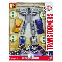 Transformers Robots in Disguise Crash Combiners (Menasor)