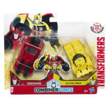 Transformers Robots in Disguise Combiner Force (Sideswipe & Bumblebee)