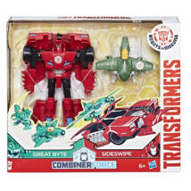 Transformers Robots in Disguise Activator Combiner (Great Byte & Sideswipe)