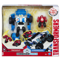 Transformers Robots in Disguise Activator Combiner (Trickout & Strongarm)