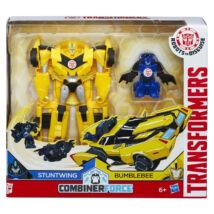Transformers Robots in Disguise Activator Combiner (Stuntwing & Bumblebee)