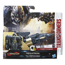 Transformers The Last Knight Turbo Changer (Megatron)