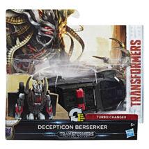 Transformers The Last Knight Turbo Changer (Decepticon Berserker)