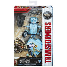 Transformers The Last Knight Premiere Edition Deluxe (Autobot Sqweeks)