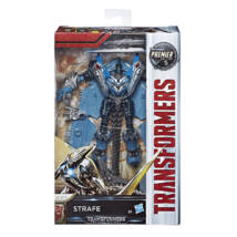 Transformers The Last Knight Premiere Edition Deluxe (Strafe)