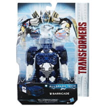 Tranformers 5 Power Cube (Barricade)