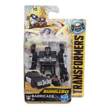 Transformers 6 Energon Igniters Speed (Barricade)