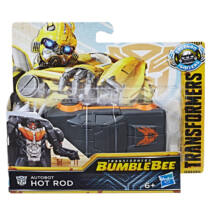 Transformers MV6 Energon Igniters Power (HotRod)
