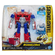 Transformers MV6 Energon Igniters Nitro (Optimus Prime)