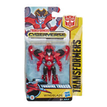 Transformers Action Attacker Cserkész (Windblade)